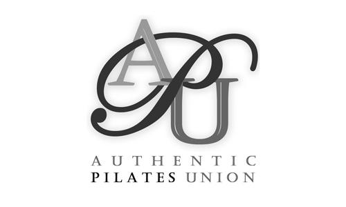 Authentic Pilates Union Logo